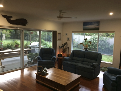 Home exchange in,Australia,POTTSVILLE,Lounges - all recline for some R & R
