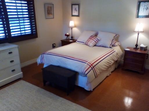 Home exchange in,Australia,Tamborine Mountain,Bedroom 2 downstairs