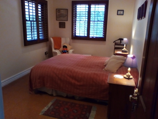 Home exchange in,Australia,Tamborine Mountain,Bedroom 3 downstairs