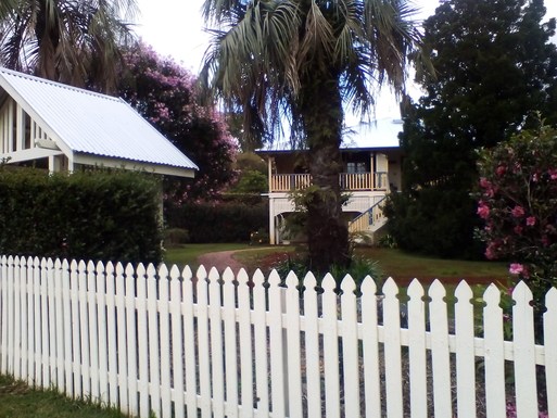 Home exchange in,Australia,Tamborine Mountain,View from the road