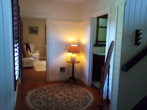Home exchange in,Australia,Tamborine Mountain,Outside Bedroom 2 and family Bathroom