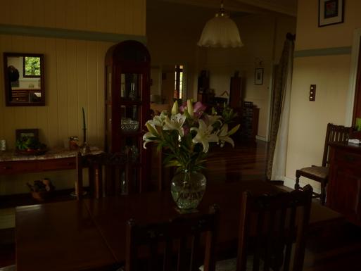 Home exchange in,Australia,Tamborine Mountain,Dining Room
