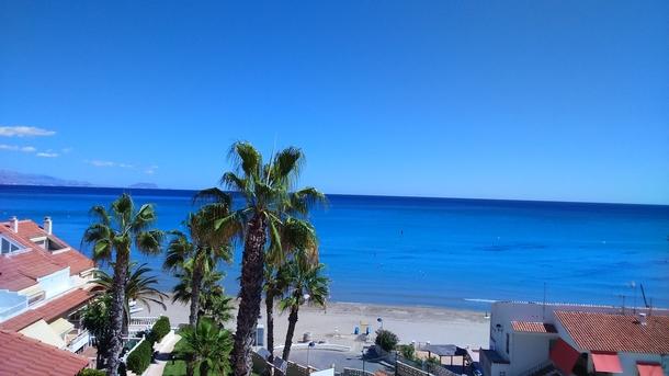 Échange de maison en Espagne,Alicante, Alicante,ALICANTE - beach side house in a condominium,Echange de maison, photos du bien