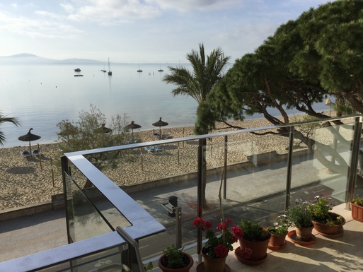 Home exchange in Spain,Port de Pollença, Baleares,Moderno apartamento frente al mar,Home Exchange & Home Swap Listing Image