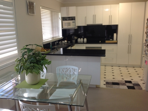 Home exchange in,Australia,Mermaid Waters,Kitchen and Dining