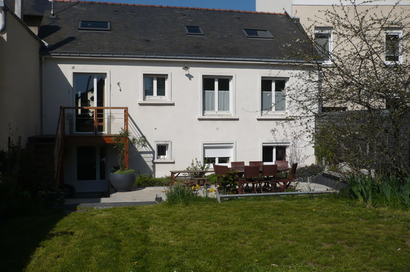 Home exchange in France,ANGERS, Pays de la Loire,Large family home - Angers - Loire Valley,Home Exchange & Home Swap Listing Image