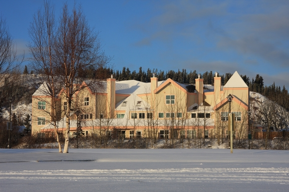 Home exchange in,Canada,Whitehorse,Peaks on Fourth