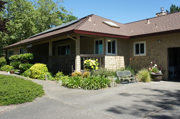 Huizenruil in  Verenigde Staten,Santa Rosa, California,3 acre country home close to town,Home Exchange Listing Image