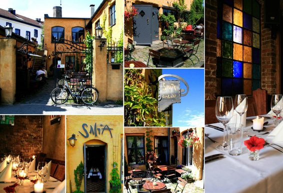 BoligBytte til,Norway,Oslo,Smia restaurant. Charming and local. 5 min walk