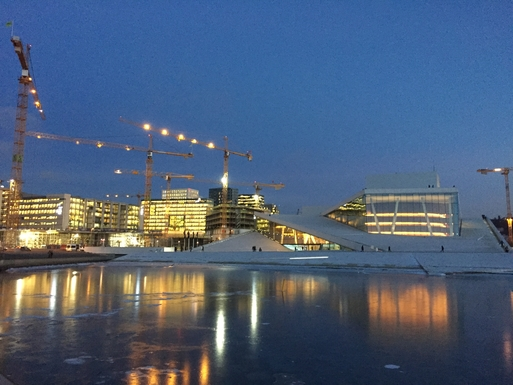 BoligBytte til,Norway,Oslo,The opera and Barcode, 6-8 min walk from the house
