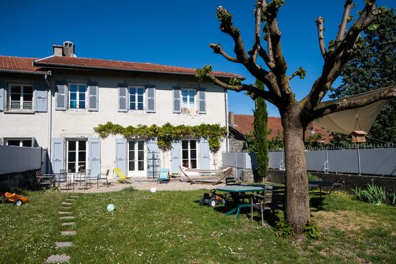 BoligBytte til Frankrig,Biviers, Rhone Alpes,House in the countryside near Grenoble,Boligbytte billeder