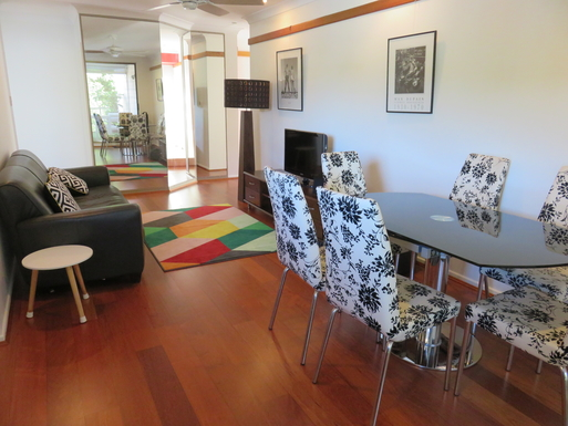 Home exchange in,Australia,Airlie Beach,Lounge & Dining Room