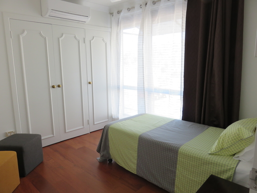Home exchange in,Australia,Airlie Beach,Bedroom 2 - single bed with trundle bed
