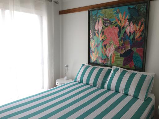 Home exchange in,Australia,Airlie Beach,Main bedroom - Queen Bed