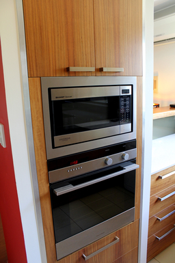 Home exchange in,Australia,Airlie Beach,Fully equipped kitchen with new appliances