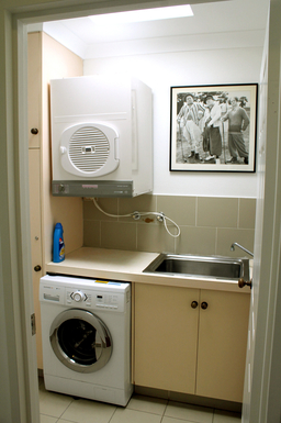 Home exchange in,Australia,Airlie Beach,Fully equipped laundry