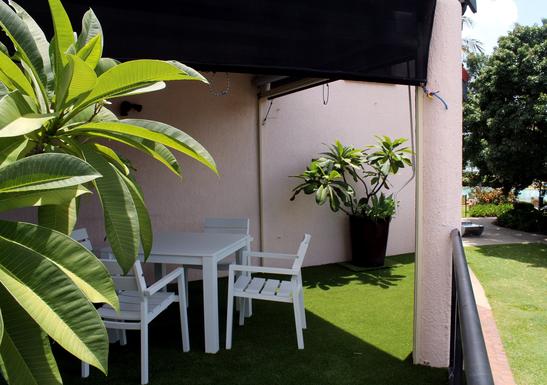 Home exchange in,Australia,Airlie Beach,Veranda