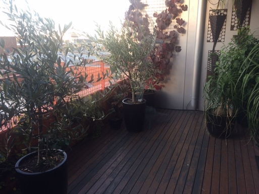 Home exchange in,Australia,FITZROY,Balcony