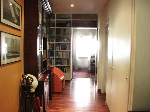 Home exchange in Italie,Roma, ,Big apartment  with garden 10 min from center,Echange de maison, photo du bien
