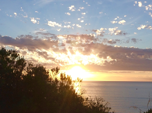 BoligBytte til,Australia,Aldinga Beach,Sunset