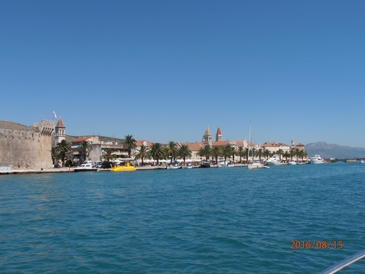 Huizenruil in  Kroatië,Trogir, Split-Dalmatia County,Cityhouse in the old town of Trogir (UNESCO),Home Exchange Listing Image