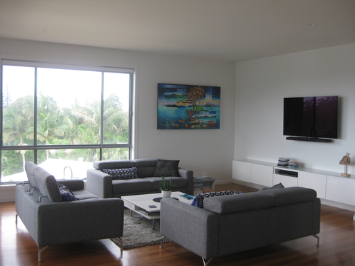 Home exchange in,Australia,Korora,Upstairs lounge
