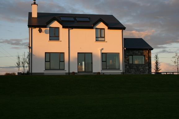 Home exchange in,Ireland,Loughrea,House photos, home images