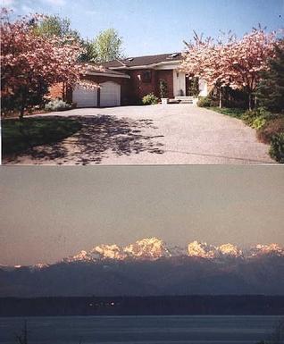 Échange de maison en États-Unis,Edmonds, Washington,Puget Sound view - 20 miles north of Seattle,Echange de maison, photos du bien