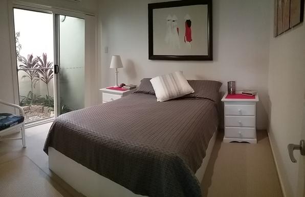 Home exchange in,Australia,RUNAWAY BAY,The guest bedroom