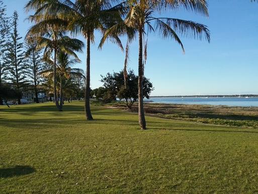 Home exchange in,Australia,RUNAWAY BAY,The Broadwater and parkland