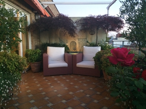 Koduvahetuse riik Hispaania,Madrid, Madrid,A penthouse apartment in the center of Madrid,Home Exchange Listing Image