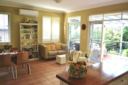 Home exchange in,Australia,Balgowlah Heights, Sydney,Family/Dining
