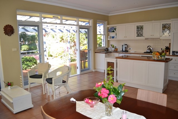 Home exchange in,Australia,Balgowlah Heights, Sydney,Open Plan Family/Dining/Kitchen