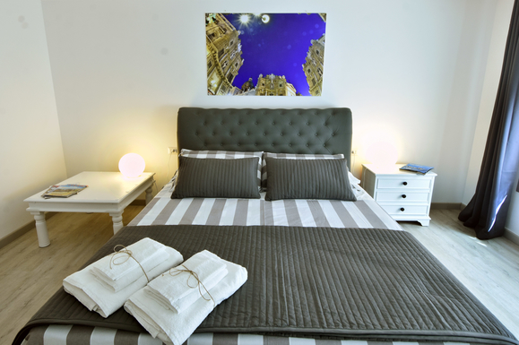 Home exchange in,Italy,Palermo,Second bedroom