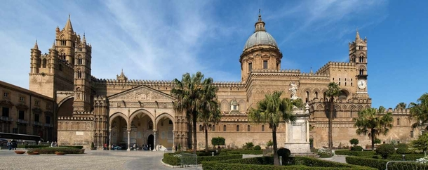 Home exchange in,Italy,Palermo,Cathedral