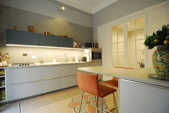 Home exchange in Italy,Rome Center, Lazio,Italy -Rome Center - 180 mq Apartment,Home Exchange  Listing Image