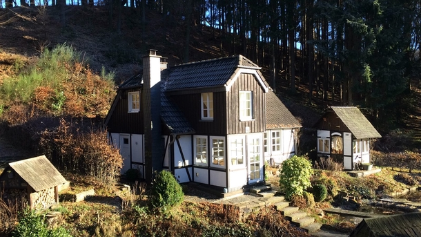Home exchange in Germany,Kürten, NRW,Nearby Cologne and in beautyful countryside,Home Exchange & Home Swap Listing Image