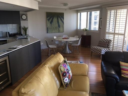 Home exchange in,Australia,Brisbane CBD,,Living Room