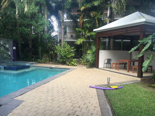 Home exchange in,Australia,Cairns,Pool and spa
