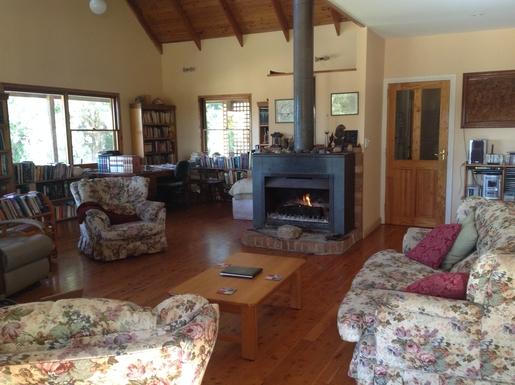 Home exchange in,Australia,Bega,Living room