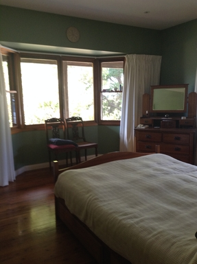 Home exchange in,Australia,Bega,Master bedroom downstairs