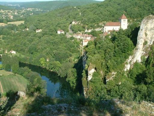 BoligBytte til,France,St Maurice en Quercy,St Cirq Lapopie