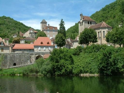 BoligBytte til,France,St Maurice en Quercy,La vallee du Lot