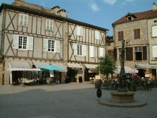 BoligBytte til,France,St Maurice en Quercy,St Cere