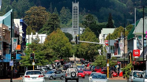 BoligBytte til,New Zealand,Nelson,Nelson Cathedral & Trafalgar Street