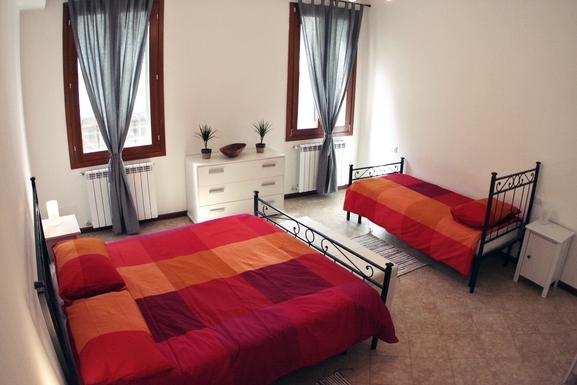 Home exchange in Italy,Venezia, Veneto,Sunny and Quiet Apt in the Center of Venice,Home Exchange & Home Swap Listing Image