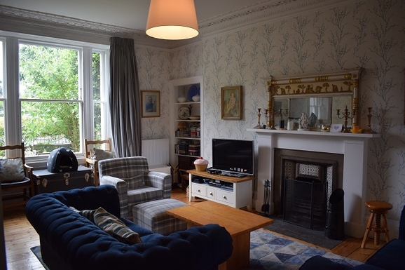 Home exchange in United Kingdom,Edinburgh, Midlothian,Beautiful old house near the sea in Edinburgh,Home Exchange & Home Swap Listing Image