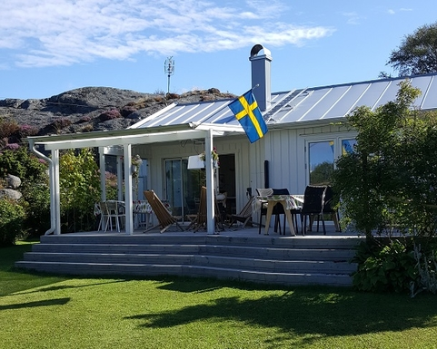 Scambi casa in: Svezia,Ellös, Bohuslän,Cottage close to quaint fishing village,Immagine dell'inserzione per lo scambio di case