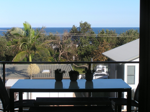 Home exchange in,Australia,COPACABANA,View from balcony off lounge room