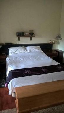 BoligBytte til,South Africa,Pietermaritzburg,Master bedroom with en suite & leads onto verandah